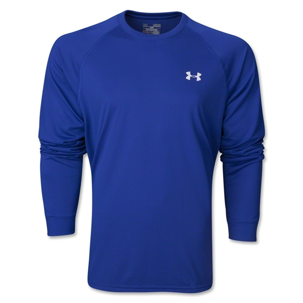 Under Armour LS T-Shirt (Royal)