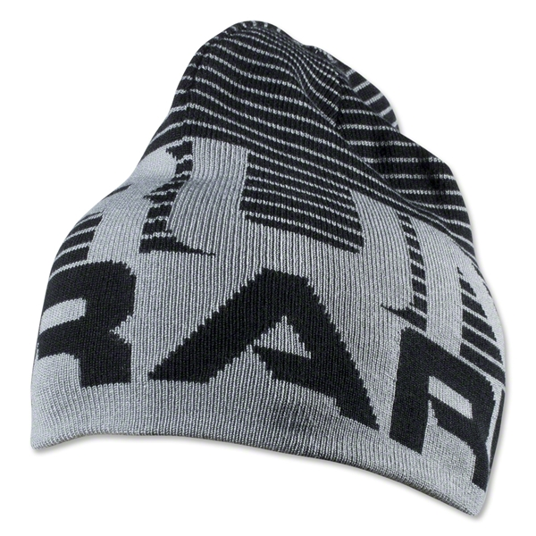 Under Armour Overlap Reversible Beanies (Blk/Grey)