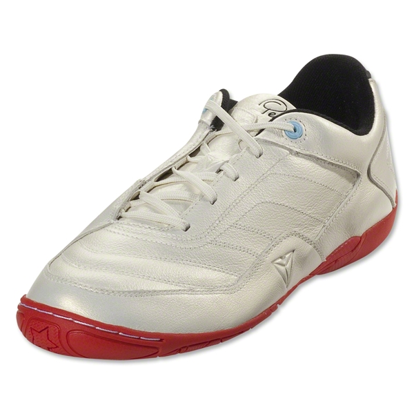 Pele Radium Indoor Shoe (Pearl White)
