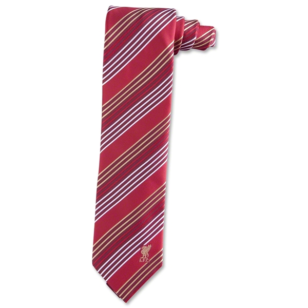 Liverpool Striped Tie