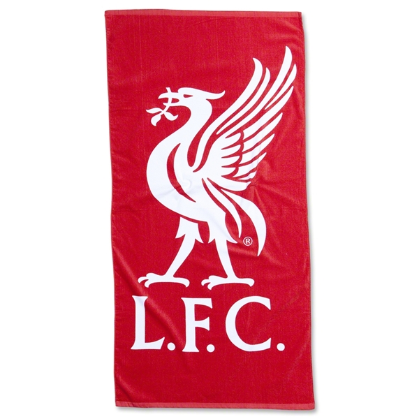 Liverpool Beach Towel