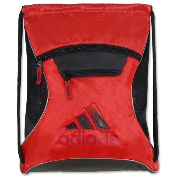 adidas Momentum Sackpack (Red)