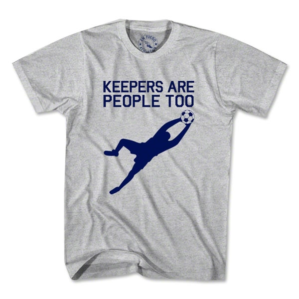 Keepers Are People Too T-Shirt