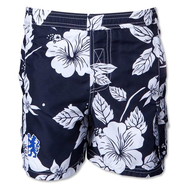 Chelsea Boys Patterned Swim Short