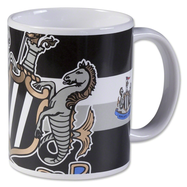 Newcastle Big Crest Mug