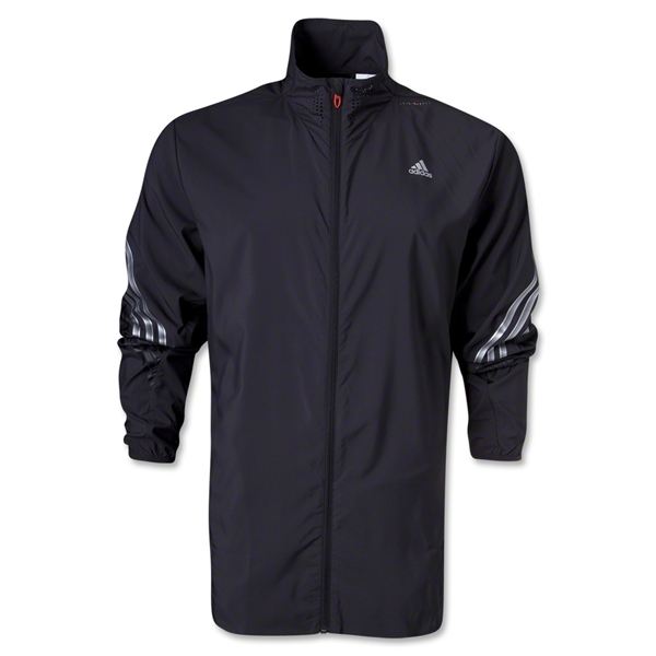 adidas adizero F50 Messi Woven Jacket (Blk/Grey)