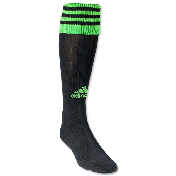 adidas CopaZone Cushion Retail Sock 2013 (Blk/Green)