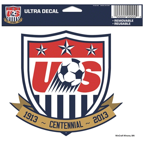 USA Centennial Ultra Decal