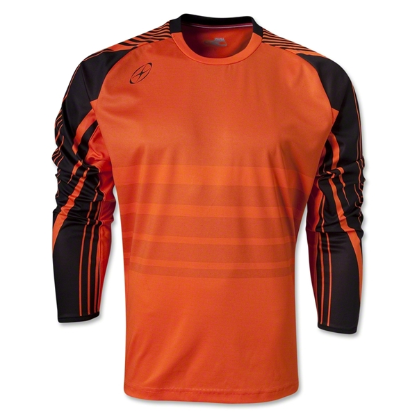 Xara Defender Goalkeeper Jersey (Neon Orange)