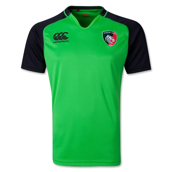 Leicester Tigers 13/14 Training Rugby Jersey