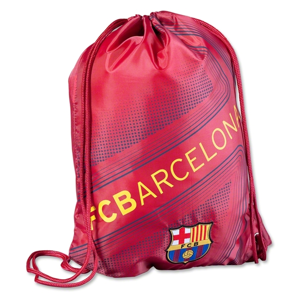 FC Barcelona Cinch Sack Pack (Home)