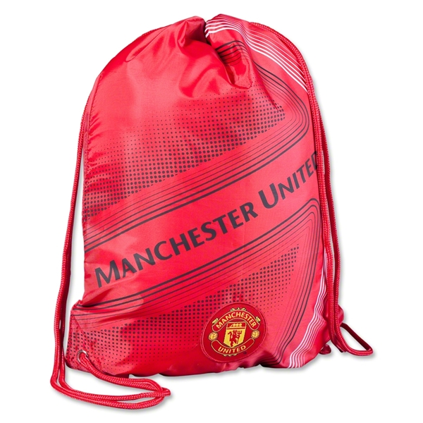 Manchester United Cinch Sack Pack (Home)