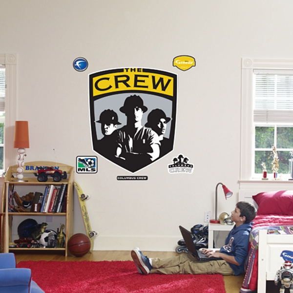 Fathead Columbus Crew Logo Wall Graphic
