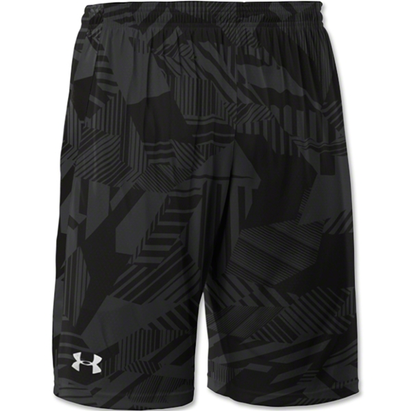 Under Armour Micro Print Short (Blk/Grey)