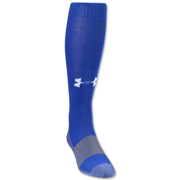 Under Armour Solid Over-the-calf Sock (Royal)