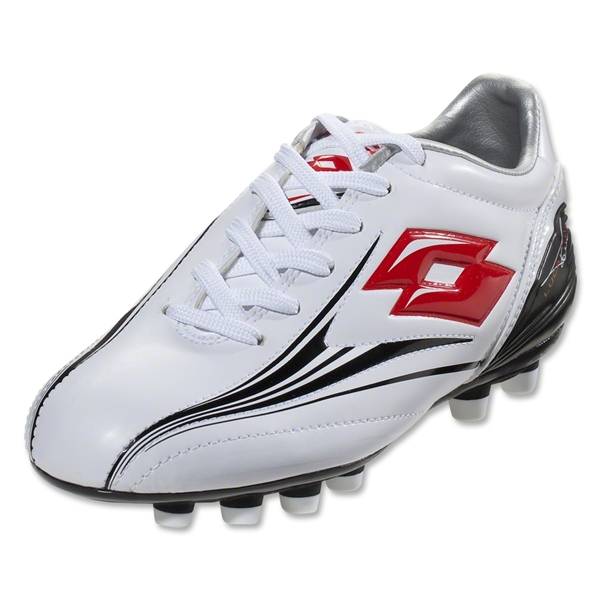 Lotto Zhero Evolution Junior (White/Black)