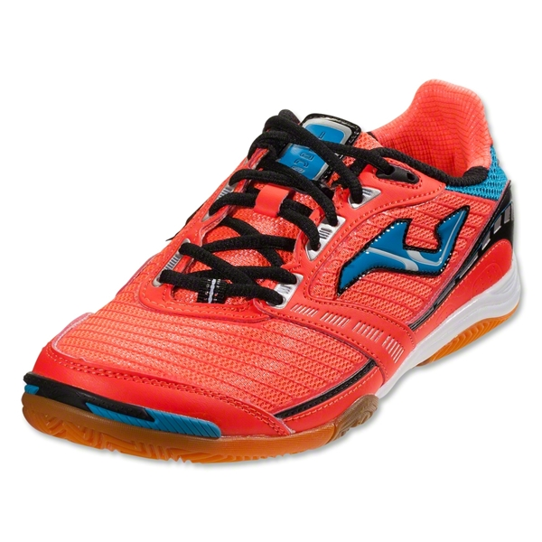 Joma Lozano IN (Electric Peach/Cyan Blue/Black)