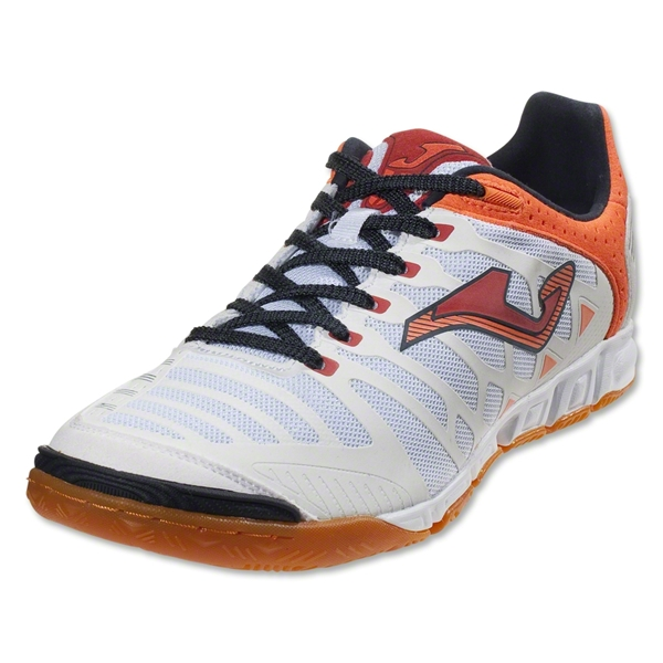 Joma Super Regate (White/Electric Peach/Red/Navy)