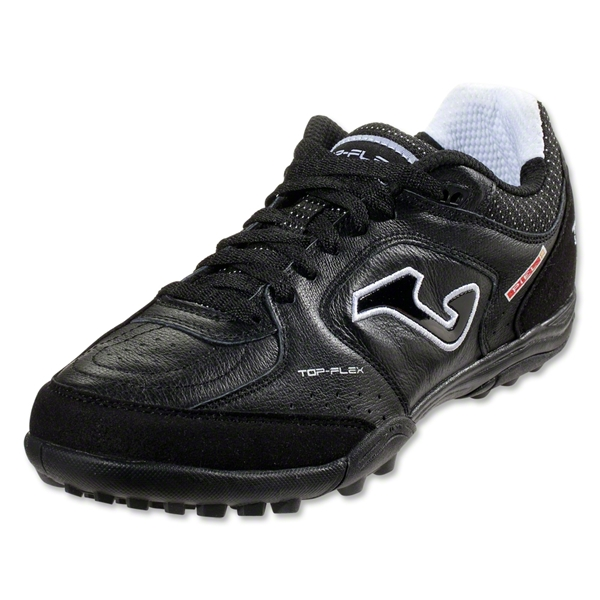 Joma Top Flex TF (Black/Black/White)