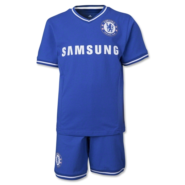 Chelsea 13/14 Youth Home Kit PJ Set