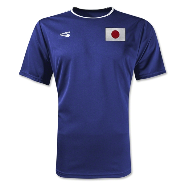 Japan Primera Soccer Jersey (Royal)