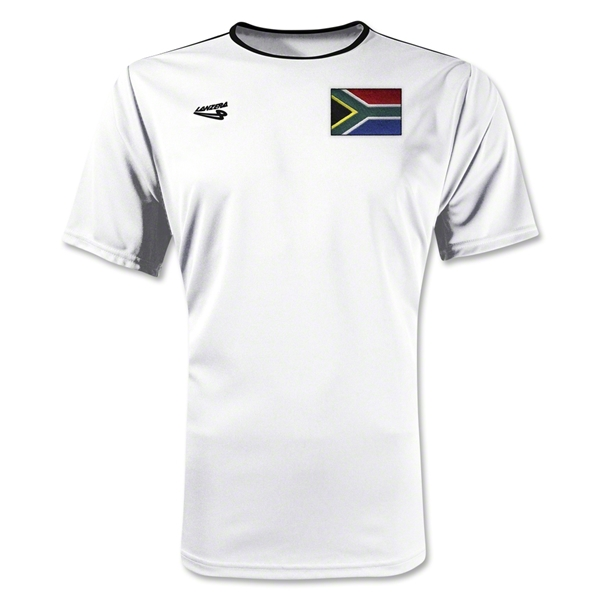 South Africa Primera Soccer Jersey (White)