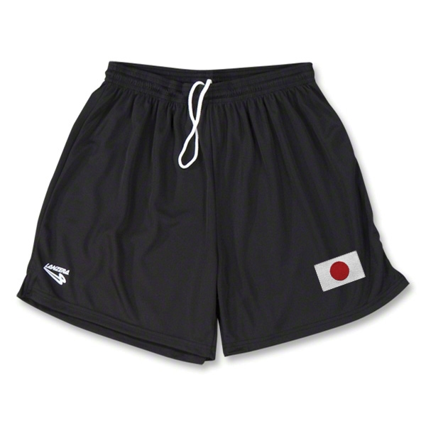 Japan Primera Soccer Shorts (Black)