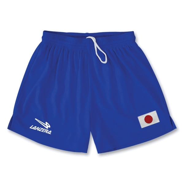 Japan Primera Soccer Shorts (Royal)