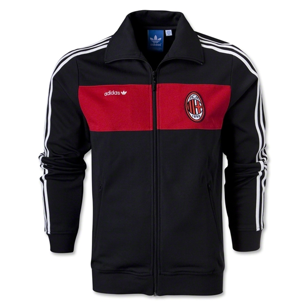 AC Milan Originals Beckenbauer Jacket