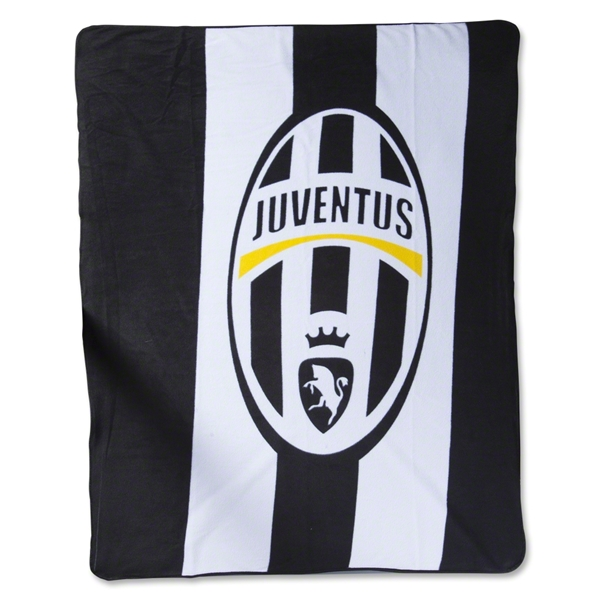 Juventus Crest Fleece Blanket