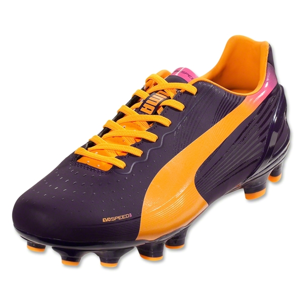 PUMA evoSPEED 3.2 FG (Blackberry Cordial)