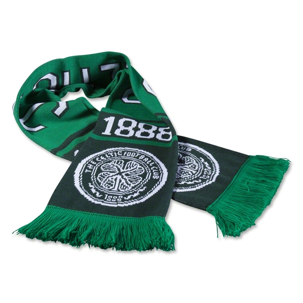 Celtic Nero Scarf