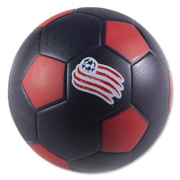 New England Revolution Foam Soccer Ball