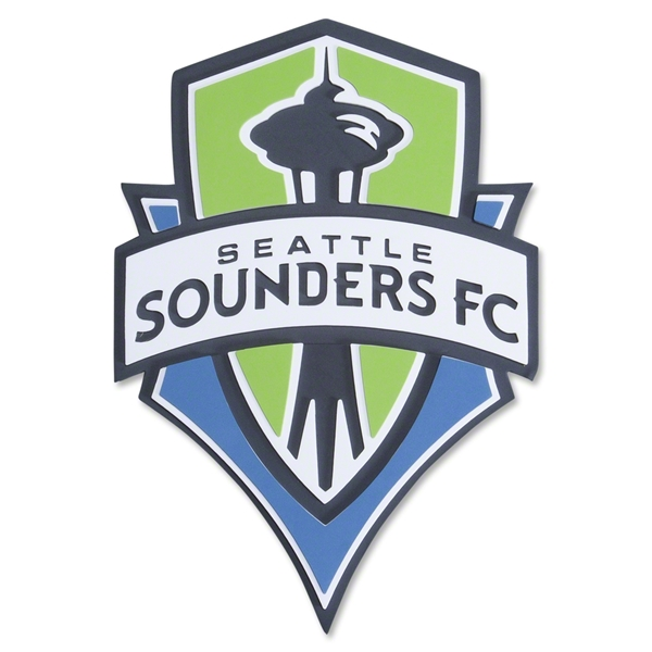 Seattle Sounders 3D Foam Logo Sign