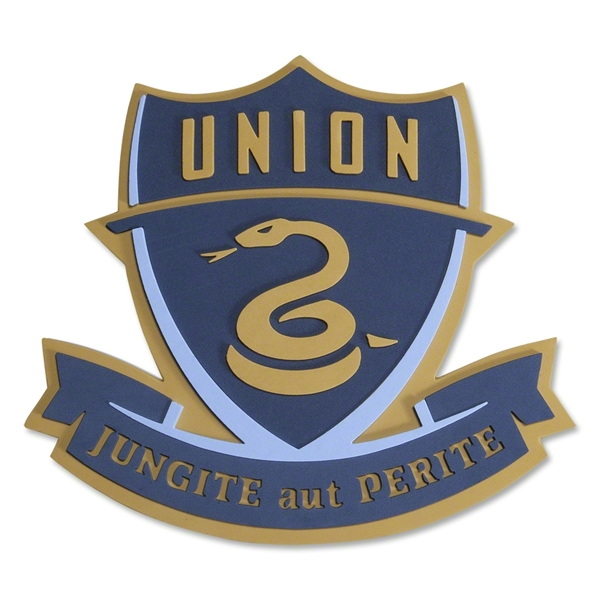 Philadelphia Union 3D Foam Logo Sign
