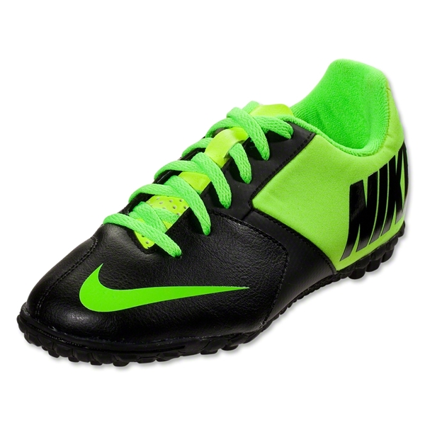 Nike Bomba II Junior (Black/Electric Green/Volt)