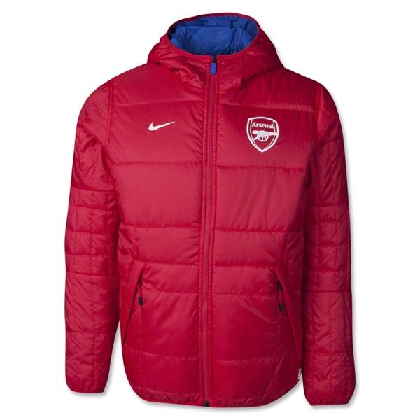 Arsenal 2014 Flip It Jacket