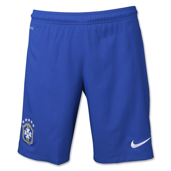 Brazil 2014 Home Soccer Short