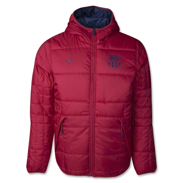 Barcelona 2014 Flip It Jacket