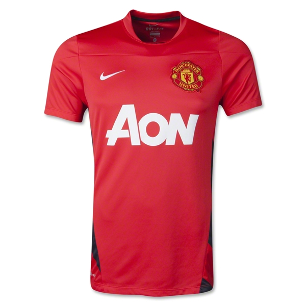 Manchester United CL Training Top