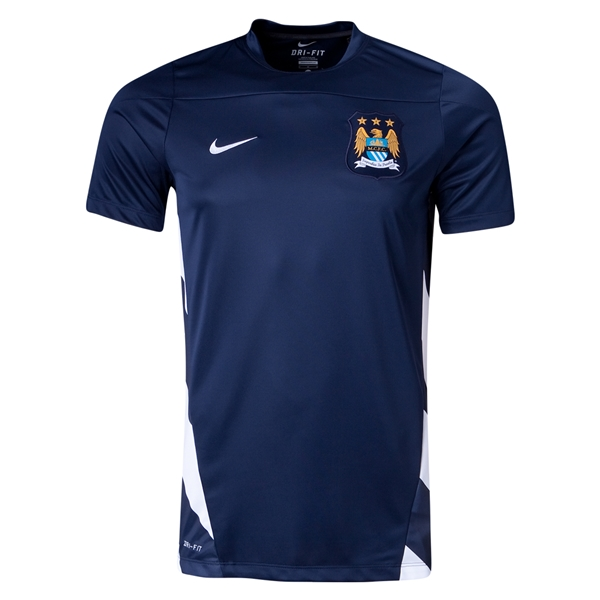 Manchester City CL Training Top