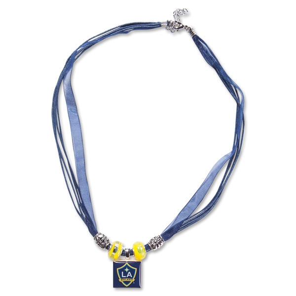 LA Galaxy Lifetiles Necklace