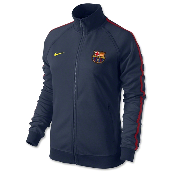 Barcelona Women's Track Jacket