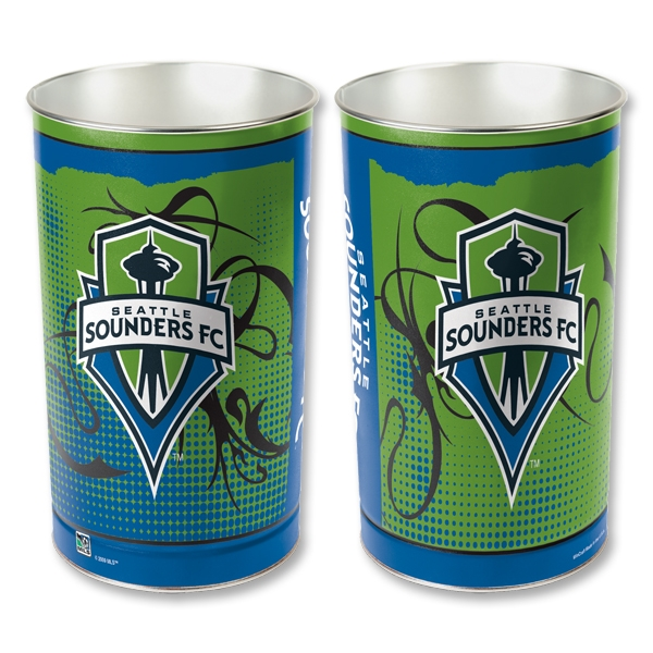 Seattle Sounders FC Wastebasket