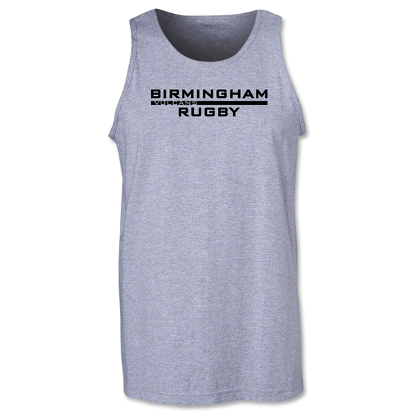 Birmingham Rugby Tank Top (Gray)