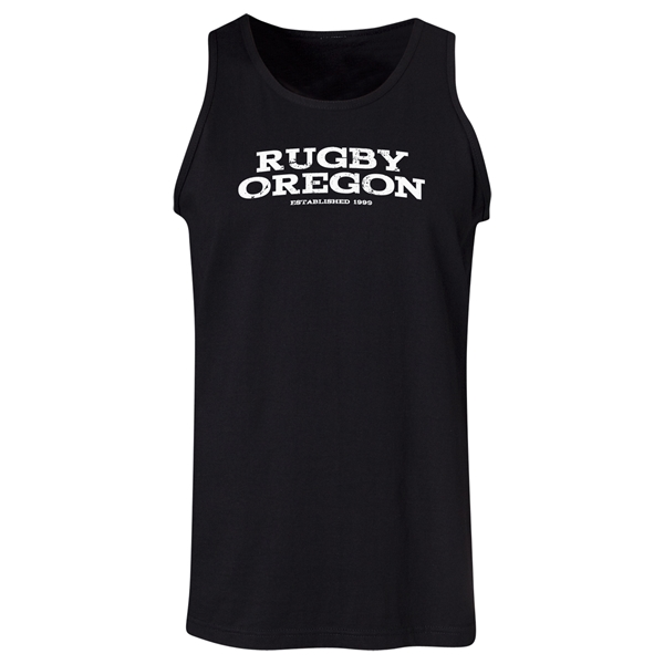 Rugby Oregon Tank Top (Black)