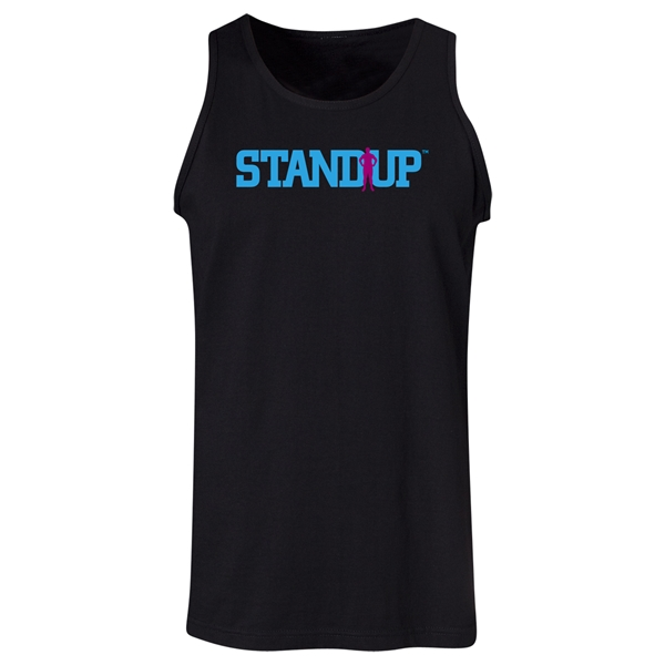 StandUp Logo Tank Top (Black)