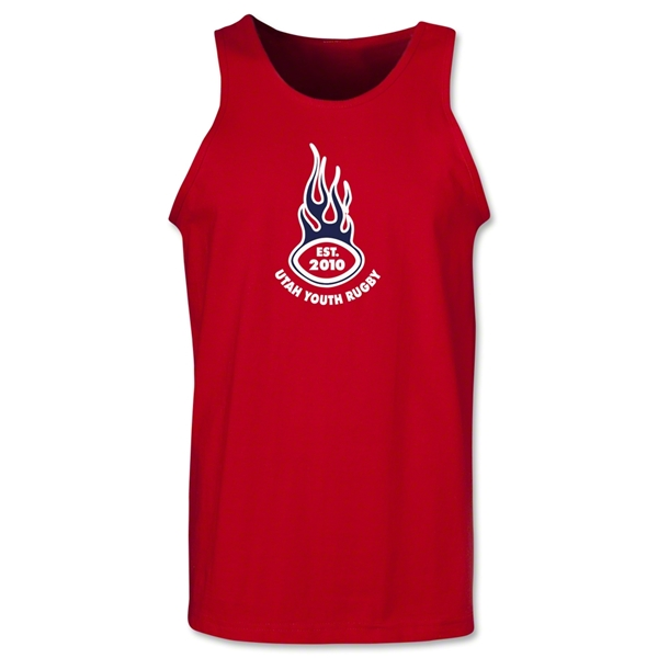 Utah Lions Rugby Tank Top (Red)