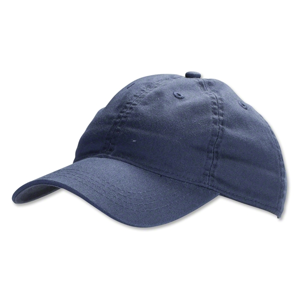 Unstructured Adjustable Cap (Navy)