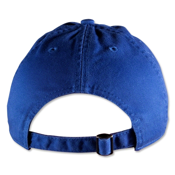 Unstructured Adjustable Cap (Royal)